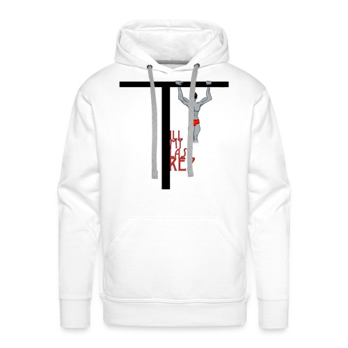 Till My Last Rep Motivational Slogan - Men's Premium Hoodie