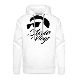 Stevie Vlogs Logo - Men's Premium Hoodie