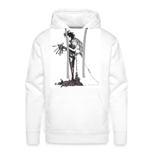 EdwardScissorhands.jpg - Men's Premium Hoodie