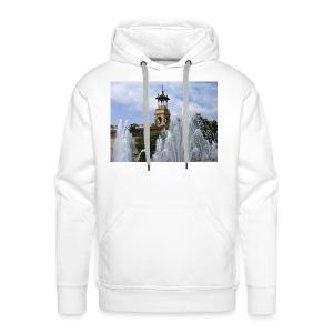 barcelona - Sweat-shirt à capuche Premium pour hommes
