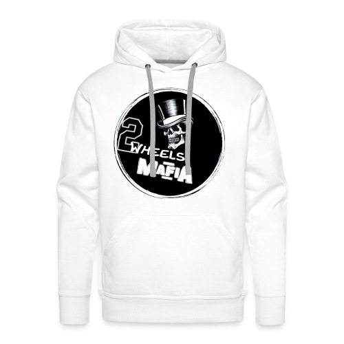2WheelsMafia - Männer Premium Hoodie