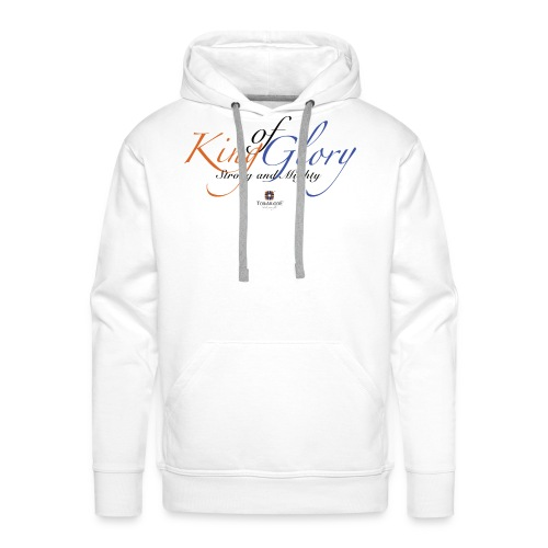 King of Glory by TobiAkiode™ - Men's Premium Hoodie