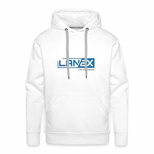 TEAM LANEX LANEXPERIENCE - Sweat-shirt à capuche Premium pour hommes