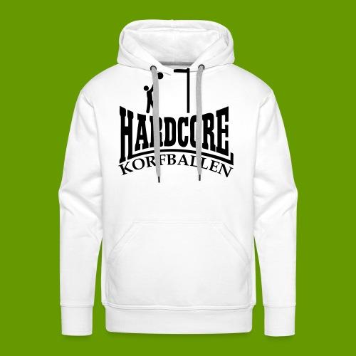 korfballen - Mannen Premium hoodie