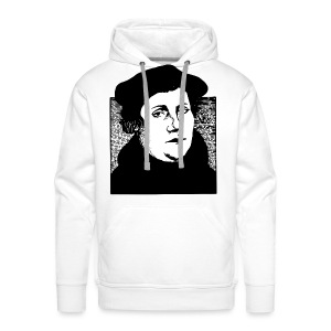 Plain Luther - Men's Premium Hoodie