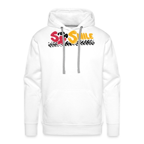 SX FOR A SMILE - Männer Premium Hoodie