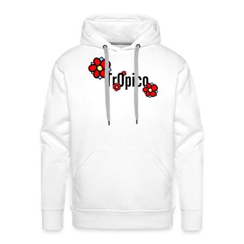 tr0pico - Mannen Premium hoodie