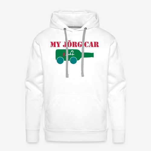 MY JÖRG CAR (Mallorca) #me2 - Männer Premium Hoodie