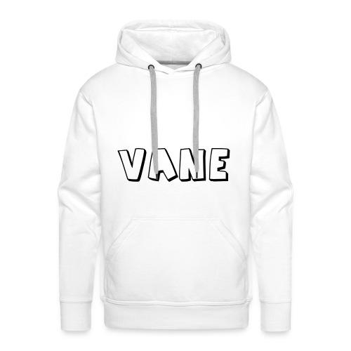 Vane - Clean'n'Simple - Männer Premium Hoodie