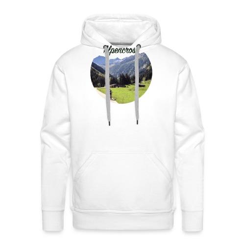 Alpencross - Männer Premium Hoodie