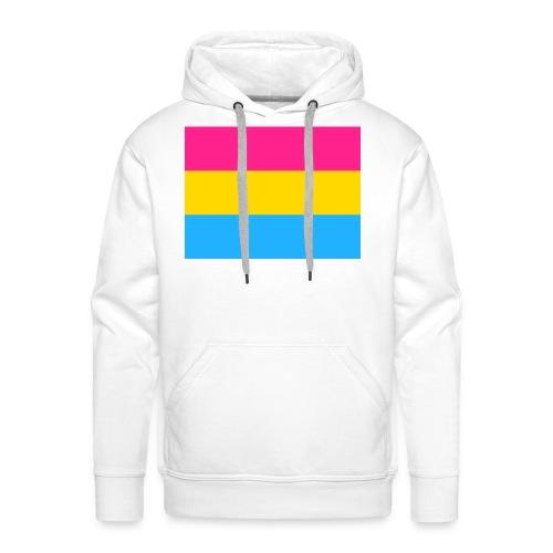 Pansexual pride - Männer Premium Hoodie