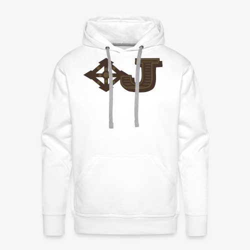 Jambo Airways Logo - Men's Premium Hoodie