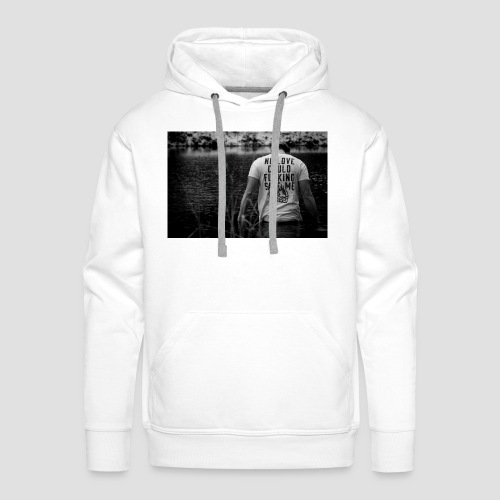 No love could save me - Männer Premium Hoodie
