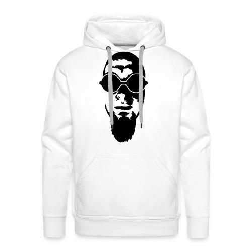 Skillstor Face black - Männer Premium Hoodie