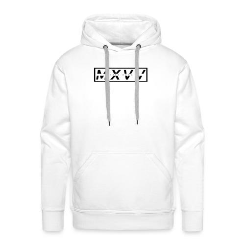 MXVV GANG • BLACK EDITION - Männer Premium Hoodie