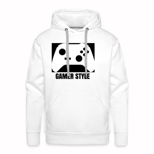 GAMER StYLE - Männer Premium Hoodie