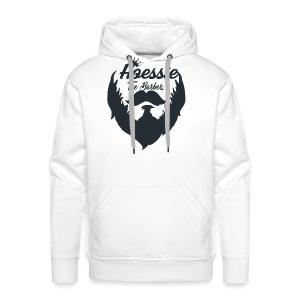 Hoessie De Barber - Mannen Premium hoodie