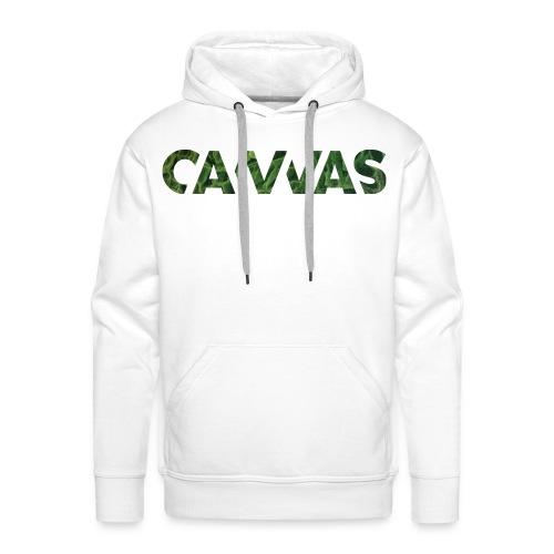 CANVAS Logo, Summer Edition, Limited Edition Logo - Männer Premium Hoodie