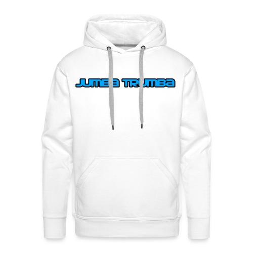 Jumba Trumba Spreadshirt - Men's Premium Hoodie
