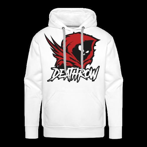 DeathRow_V1 - Sweat-shirt à capuche Premium pour hommes