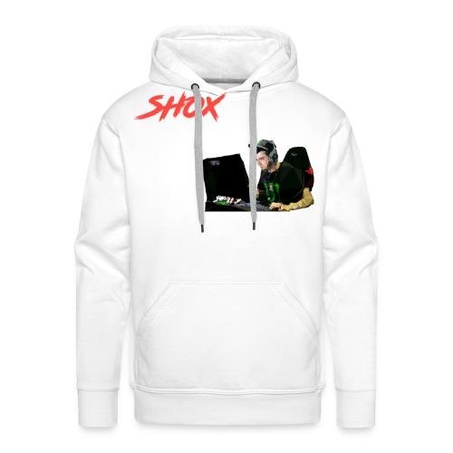 G2.SHOX #1 - Sweat-shirt à capuche Premium pour hommes