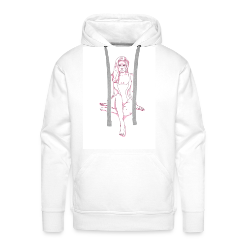 Watch Out - Men's Premium Hoodie