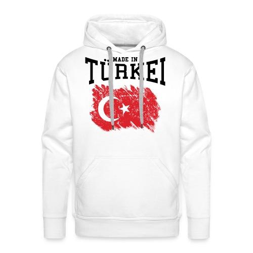 Made in Türkei - Männer Premium Hoodie