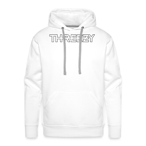 Threezy Logo - Männer Premium Hoodie