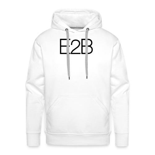 E2B - Premium hettegenser for menn
