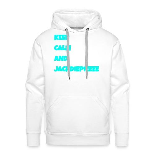 maglietta JACKDIEPIE øfficial 3 - Felpa con cappuccio premium da uomo
