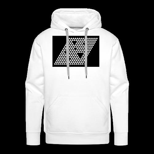 Do More - Mannen Premium hoodie