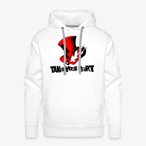 take your heart - Männer Premium Hoodie