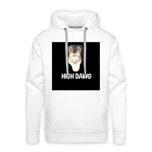 HIGH DAWG - T-Shirt - Premium hettegenser for menn