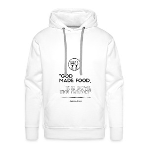James Joyce Collection: Apron - Men's Premium Hoodie