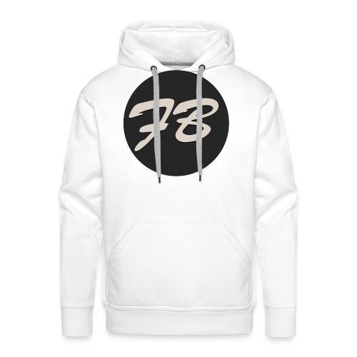 TSHIRT-INSTAGRAM-LOGO-KAAL - Mannen Premium hoodie