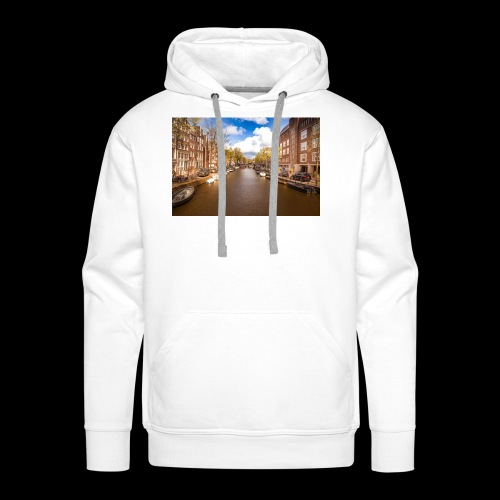 Amsterdam Style 2 - Männer Premium Hoodie