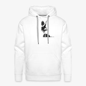 Samaha - Sweat-shirt à capuche Premium pour hommes