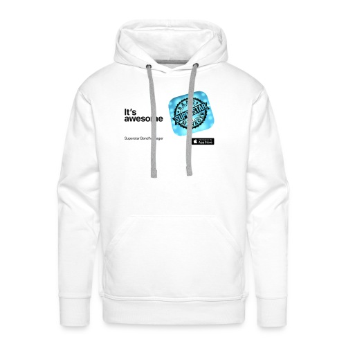 It's awesome - Men's Premium Hoodie