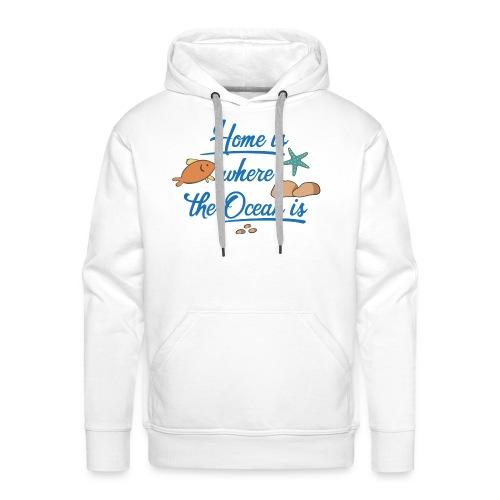 Tauchen - Männer Premium Hoodie