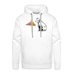 Frites Dog - Sweat-shirt à capuche Premium pour hommes