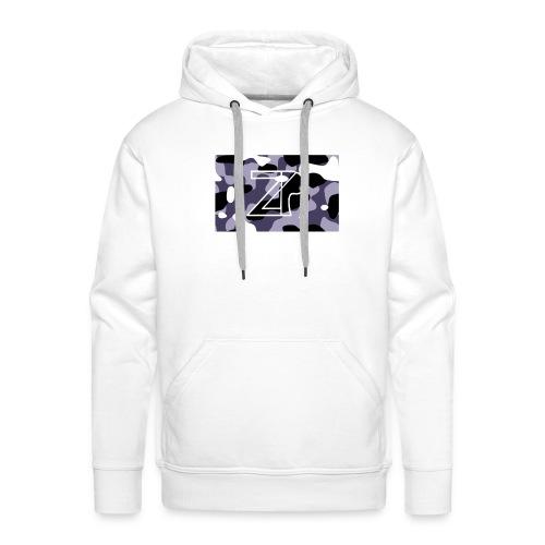 zp logo - Men's Premium Hoodie