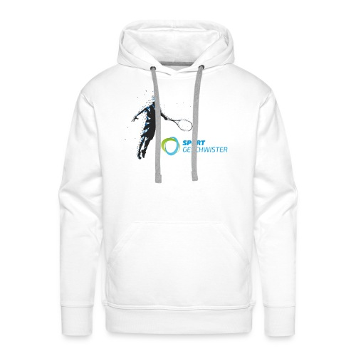 Flying SportGeschwister Player - Männer Premium Hoodie