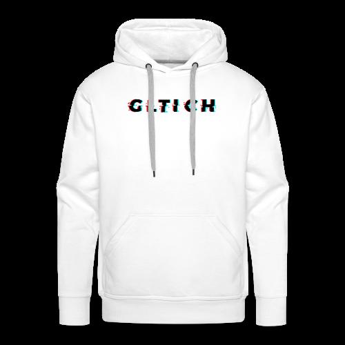 Glitch - Men's Premium Hoodie