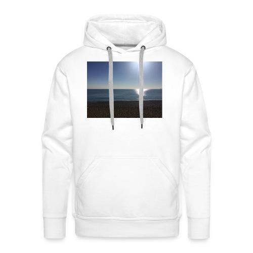 Sonne,Meer,Strand,Freiheit,Geschenk,Geschenkidee - Männer Premium Hoodie