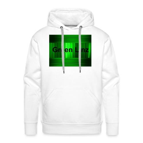 Green Linz Mode - Männer Premium Hoodie