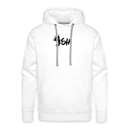 Ash Gautam T-SHIRT//YOUTUBE MERCHANDISE - Men's Premium Hoodie