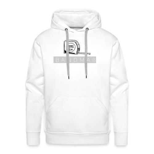 Bandmaß - Männer Premium Hoodie