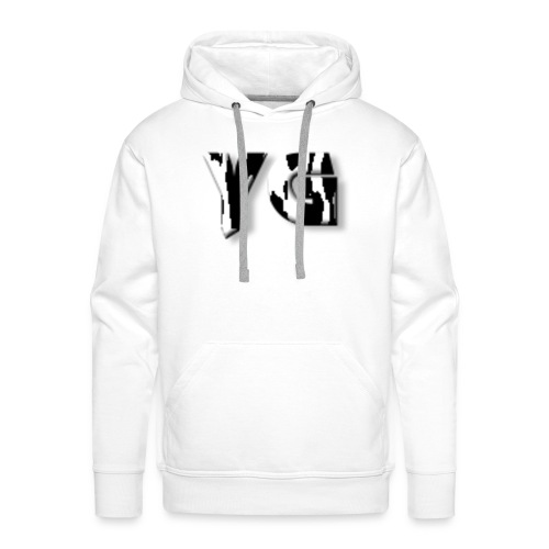 young co new ink drop - Men's Premium Hoodie