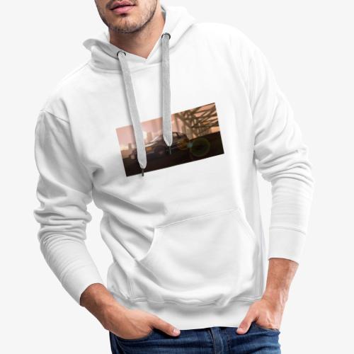 Sunset Drive - Männer Premium Hoodie