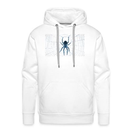 Araña Firme - Sudadera con capucha premium para hombre